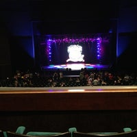 Photo taken at The Music Hall at Fair Park by Thomas C. on 3/15/2013