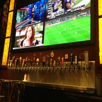 Photo taken at BJ's Restaurant and Brewhouse by Allen H. on 8/23/2013