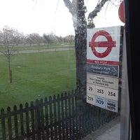 2/9/2014 tarihinde Saming S.ziyaretçi tarafından Finsbury Park'de çekilen fotoğraf