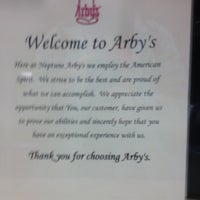Photo taken at Arby's by Brianne G. on 1/29/2013