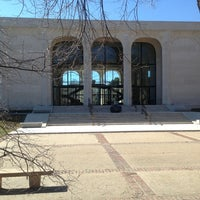 Photo taken at Sheldon Museum of Art by jp f. on 3/20/2013