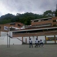 Photo taken at Gimnasio La Colina School by Fabio A. on 11/22/2012