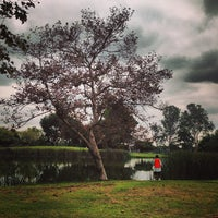 Photo taken at Whittier Narrows Regional Park by Desmond Z. on 9/21/2013