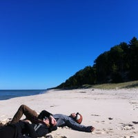 Photo taken at Pictured Rocks National Lakeshore by Bethany R. on 10/9/2013
