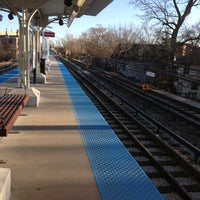 Photo taken at CTA - Jarvis by Colin K. on 1/18/2013