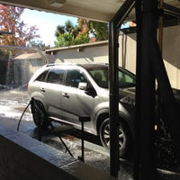 Photo taken at Classic Car Wash by Anthony C. on 11/24/2012