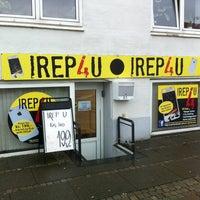 Photo taken at Irep4u by Kaare Bjoern J. on 11/12/2013