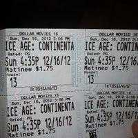 Photo taken at Cinemark Movies 16 by Marita C. on 12/16/2012