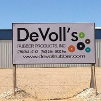 Photo taken at DeVoll's Rubber by Dennis S. on 3/29/2013