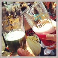 Photo taken at Portland Fruit Beer Festival #pfbf by Chris H. on 6/9/2013