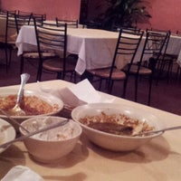 Photo taken at Saffron by Lisa C. on 11/30/2012