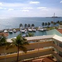 Photo taken at La Marina @ El Conquistador Hotel And Casino by Ian B. on 3/2/2013