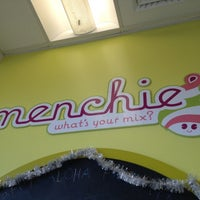 Photo taken at Menchie's by Jeff P. on 11/24/2012
