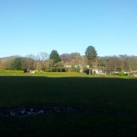 Photo taken at Pontypridd Park by Elio Assuncao D. on 12/10/2012