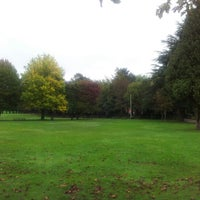 Photo taken at Pontypridd Park by Elio Assuncao D. on 10/8/2012