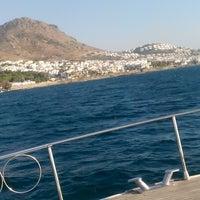 Photo taken at Bodrum-Kalymnos Ferry by Bahar G. on 9/13/2014