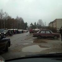 Photo taken at Пушкинские Горы by Алексей Р. on 11/17/2012