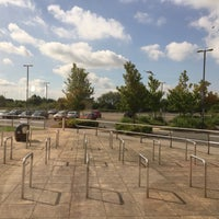 Photo taken at Monks Cross Park & Ride by Chris K. on 7/9/2017