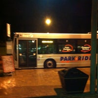 Photo taken at Monks Cross Park & Ride by Chris K. on 2/6/2013