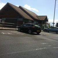 Photo taken at Monks Cross Park & Ride by Chris K. on 5/13/2013