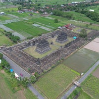 Photo taken at Candi Plaosan Lor by Oyi K. on 12/27/2016