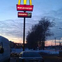 Photo taken at McDonald's by Dasha T. on 2/23/2013