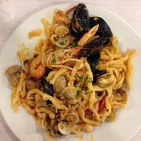 Photo taken at Aurora Ristorante, Pizzeria by P. G. on 5/27/2014