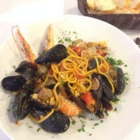 Photo taken at Aurora Ristorante, Pizzeria by P. G. on 5/18/2014