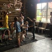 Photo taken at Ресторан «Горка» by 🐾Натали🐾 on 7/30/2016