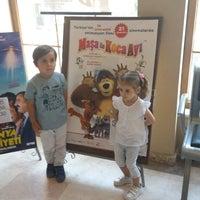 Photo taken at Tire Seha Gidel 3d Sineması by Nergiz B. on 5/5/2017