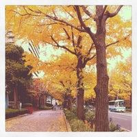 Photo taken at Yokohama by makoto♪ on 11/24/2012