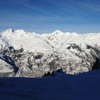 Photo taken at Mont Blanc - 4 by Anastasia F. on 12/31/2012