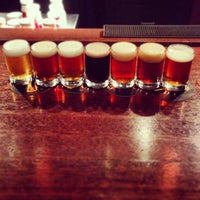 Photo taken at Triumph Brewing Company by Rob G. on 3/4/2013