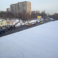 Photo taken at Kuntsevo District by Артем К. on 12/22/2012