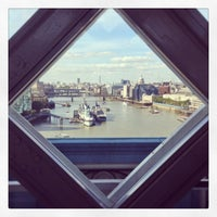 Photo taken at Tower Bridge Exhibition by Andrey N. on 10/6/2013