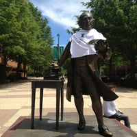 Photo taken at Johnson Center - George Mason University by Roy G. on 5/4/2013