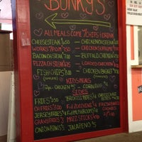 Photo taken at Bunky's Cheesesteaks by Roy G. on 2/22/2014