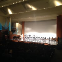 Photo taken at Community Arts Auditorium by Roy G. on 4/11/2016