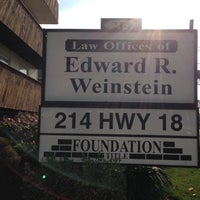 Photo taken at Law Offices of Edward R. Weinstein by Edward W. on 11/18/2012
