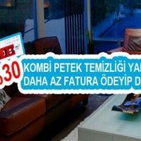 Photo taken at Adana Beyoğlu Kalorifer ve Petek Temizliği by Ömer D. on 11/12/2013