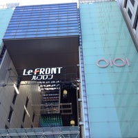 Photo taken at LeFRONT by Ksbigchance on 9/3/2013