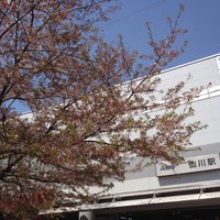 Photo taken at 仙川駅前ロータリー by Ksbigchance on 4/11/2014
