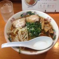 Photo taken at ももちゃんラーメン by Ksbigchance on 5/19/2016