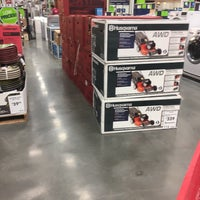 Photo taken at Lowe's Home Improvement by Joe D. on 4/12/2017