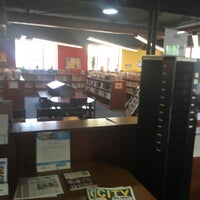 Photo taken at Lincoln Toy Library by Joe D. on 5/12/2016