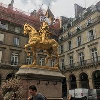 Photo prise au Statue équestre de Jeanne d'Arc par Mike G. le5/28/2018