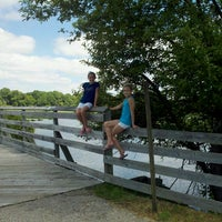 Photo taken at Middleville Paul Henry Trailhead by Joanne P. on 6/18/2013