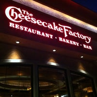 Photo taken at The Cheesecake Factory by Pitt Aka the Python A. on 5/30/2013
