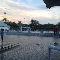 Photo taken at kolam renang awam by AmerMaza on 10/19/2013