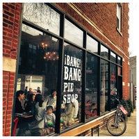 Das Foto wurde bei Bang Bang Pie Shop von Eric P. am 3/30/2013 aufgenommen